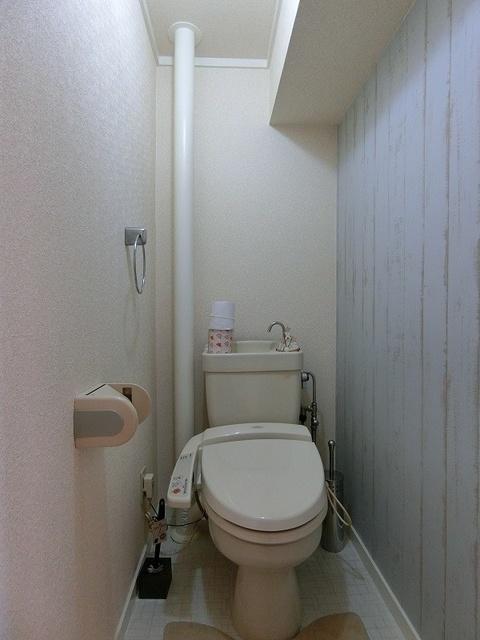 エクセレント36 / 303号室トイレ