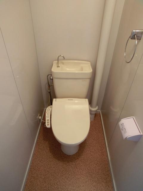 エクセレント36 / 407号室トイレ