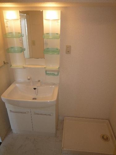 エクセレント36 / 503号室洗面所