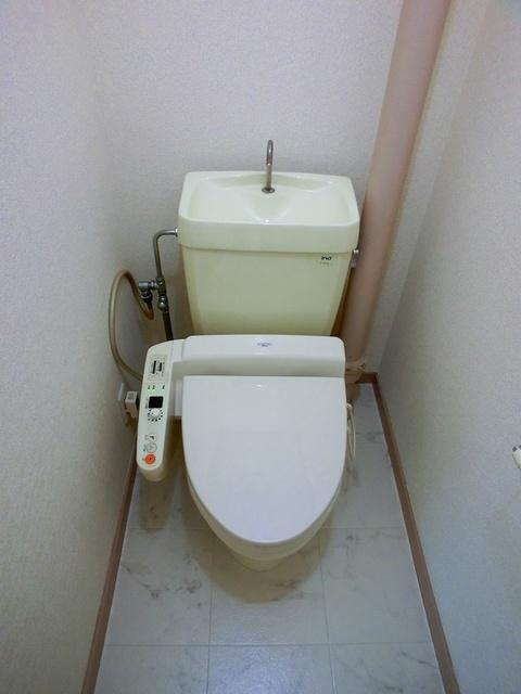 山本ビル / 206号室トイレ
