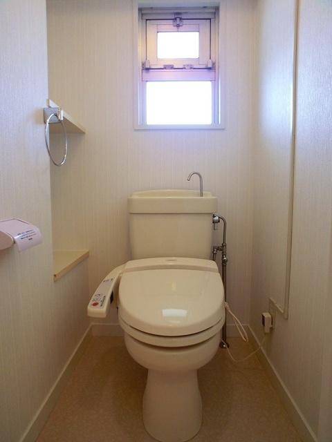 コーポウィステリア25 / 505号室トイレ