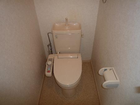 ファミーユ若久 / 201号室トイレ