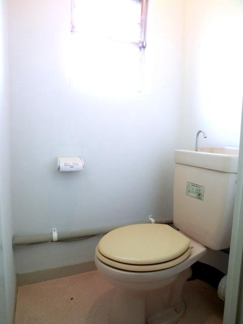 藤ビル / 403号室トイレ