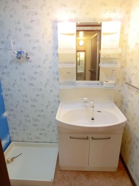 ローヤルマンション野間Ⅱ / 503号室洗面所