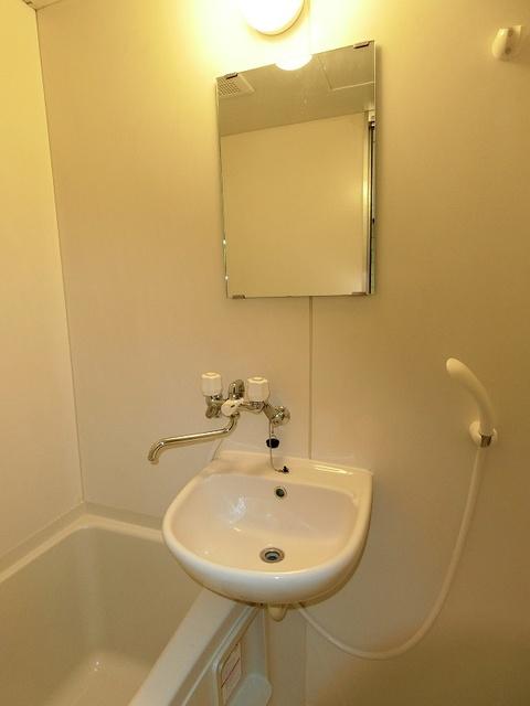 グルニエS・T / 102号室洗面所
