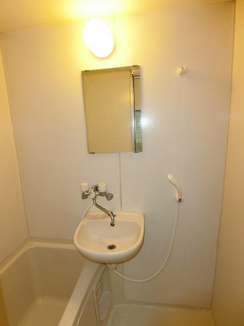 グルニエS・T / 201号室洗面所