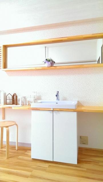 メゾンド・クレール / 603号室洗面所