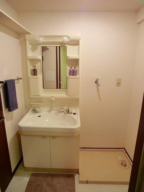 マンハイム板付 / 405号室洗面所