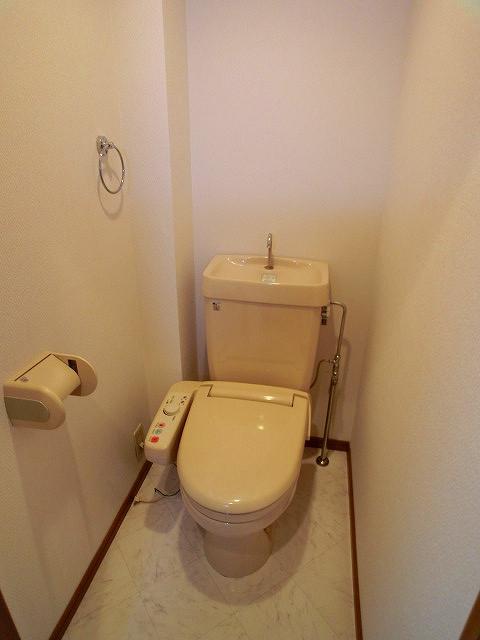アヴァンティ野間2 / 106号室トイレ