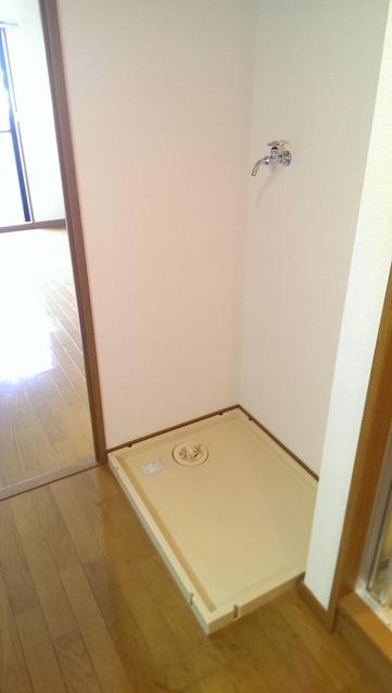 レグラス98 / 103号室洗面所