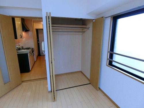 コスモコート / 207号室収納