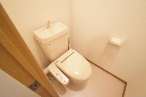 コスモコート / 301号室トイレ