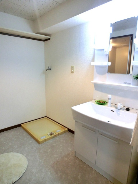 井尻第3ビル / 303号室洗面所