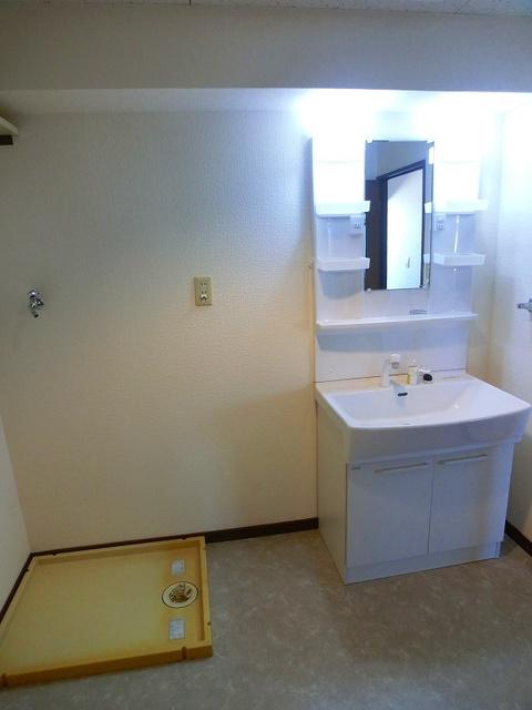 井尻第3ビル / 603号室洗面所