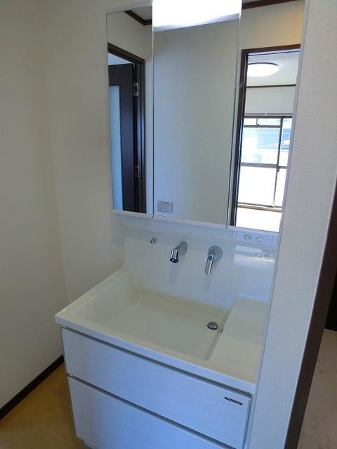 池の上ハイツ / 303号室洗面所