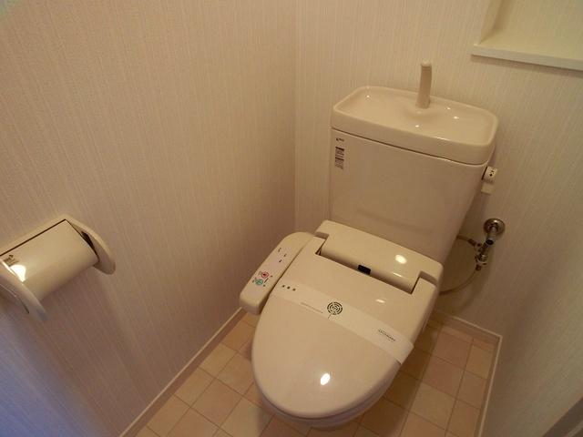 クレールブラン / 101号室トイレ