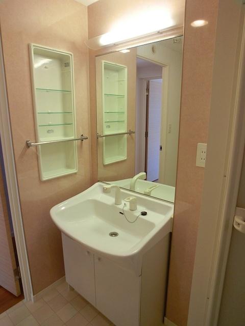 クレールブラン / 201号室洗面所