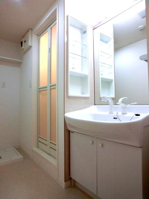 クレールブラン / 203号室洗面所