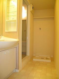 クレールブラン / 302号室洗面所