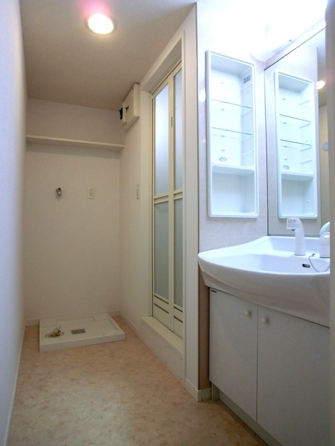 クレールブラン / 403号室洗面所
