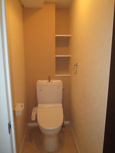 ソルモンテはかた / 601号室トイレ