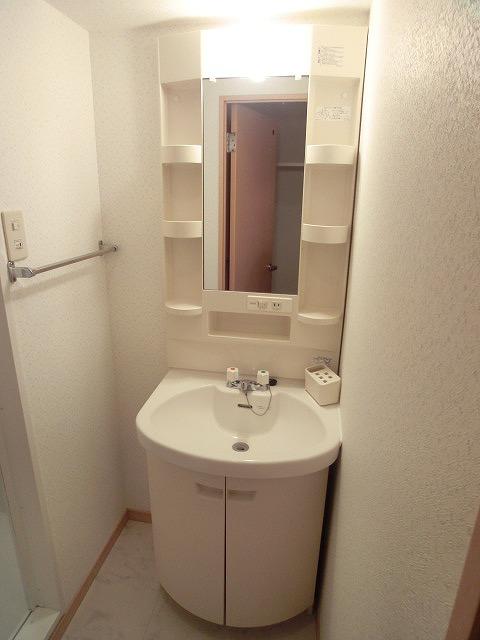 サンパティーク高宮 / 101号室洗面所
