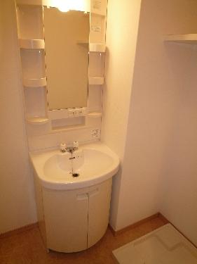 サンパティーク高宮 / 603号室洗面所