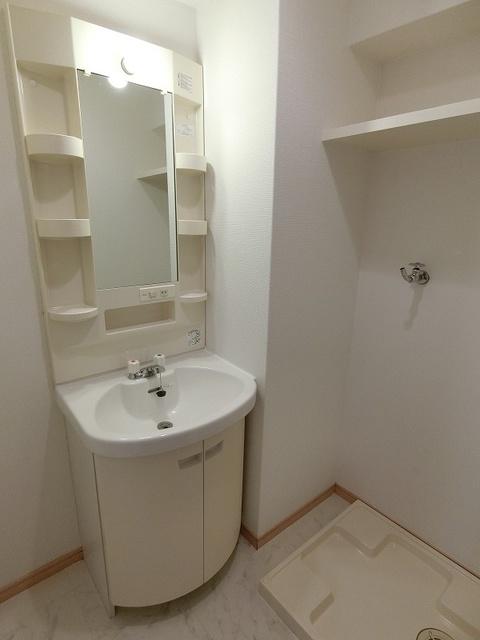 サンパティーク高宮 / 902号室洗面所
