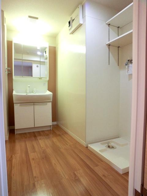 グラン・ジュテM / 502号室洗面所