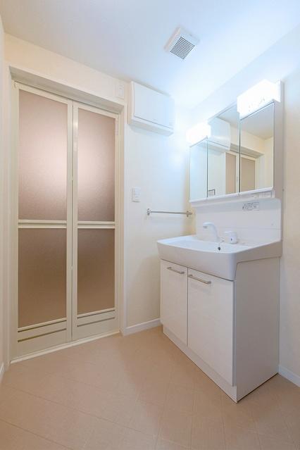 アステリオン / 402号室洗面所