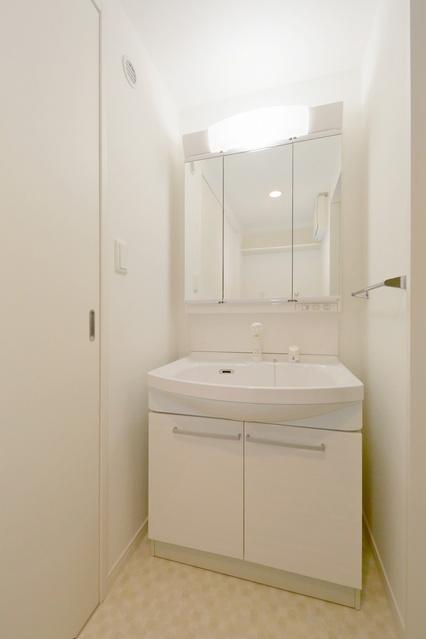 グランディア清水 / 302号室洗面所