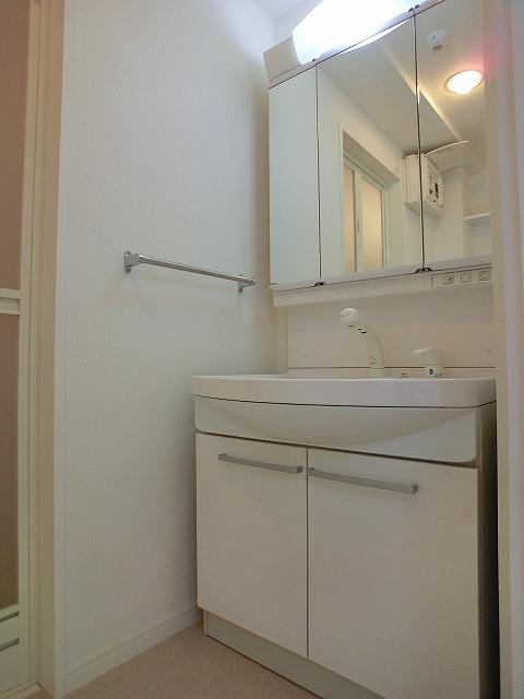 フローレス大橋 / 301号室洗面所