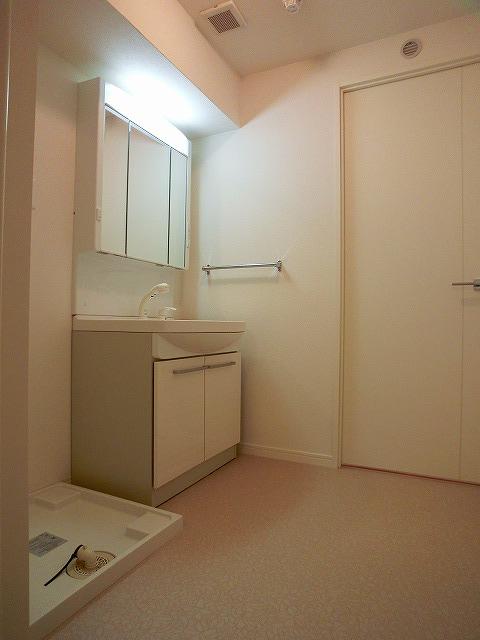 フローレス大橋 / 502号室洗面所