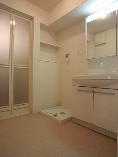 フローレス大橋 / 902号室洗面所