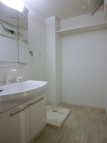 コンフォート・レジデンス / 105号室洗面所