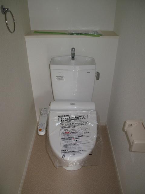ステラSTⅢ / 408号室トイレ