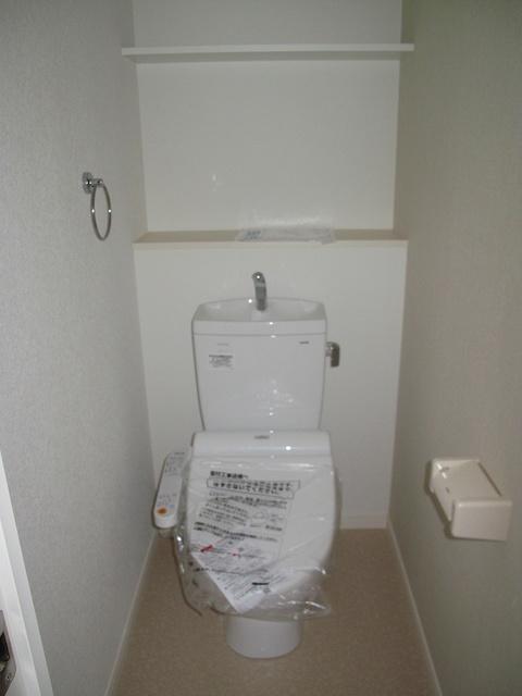 ステラSTⅢ / 605号室トイレ