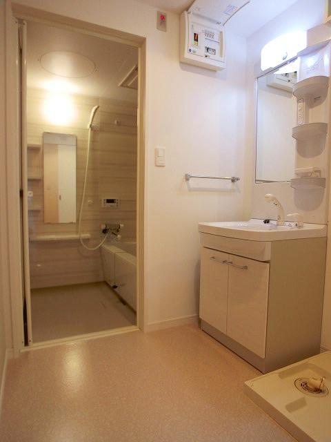 フィオーレ大橋 / 401号室洗面所