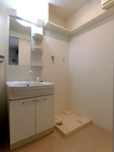 フィオーレ大橋 / 402号室洗面所