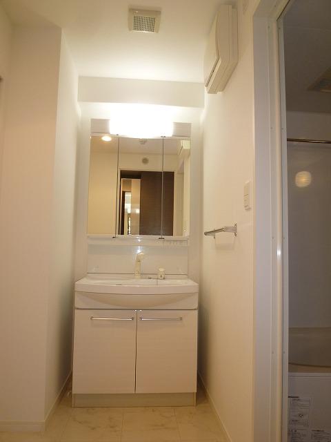 オリオン3(ペット可) / 401号室洗面所