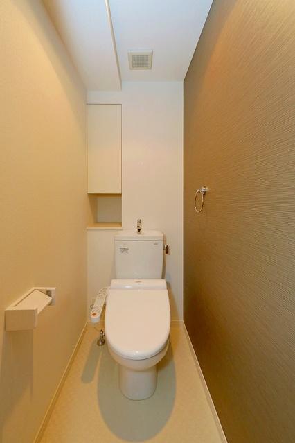 オリオン3(ペット可) / 601号室トイレ
