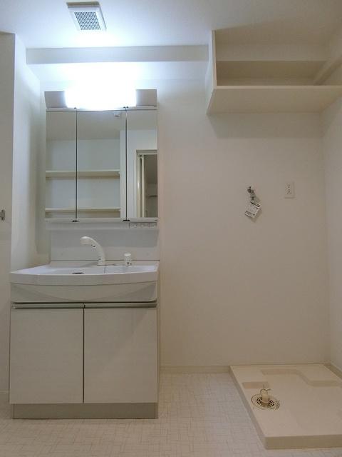 ボヌール レーベン / 401号室洗面所