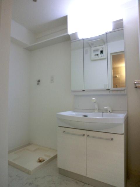 シャトーポルターダ博多南 / 203号室洗面所