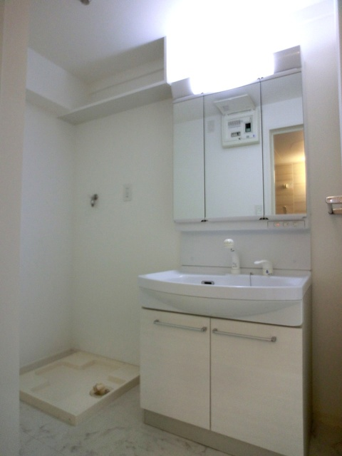 シャトーポルターダ博多南 / 403号室洗面所