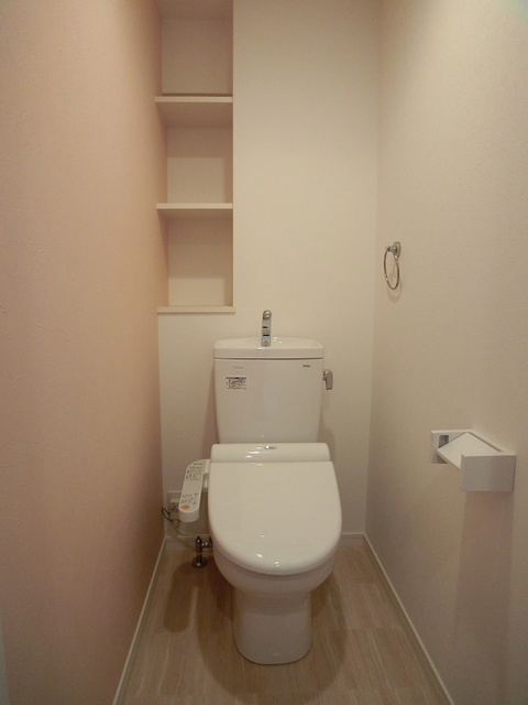 シャトーポルターダ博多南 / 602号室トイレ