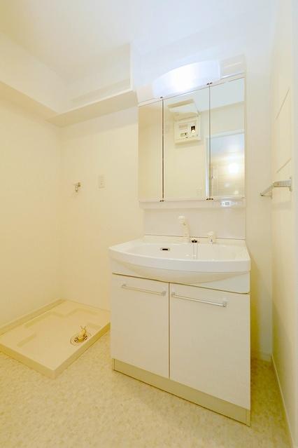 シャトーポルターダ博多南 / 702号室洗面所