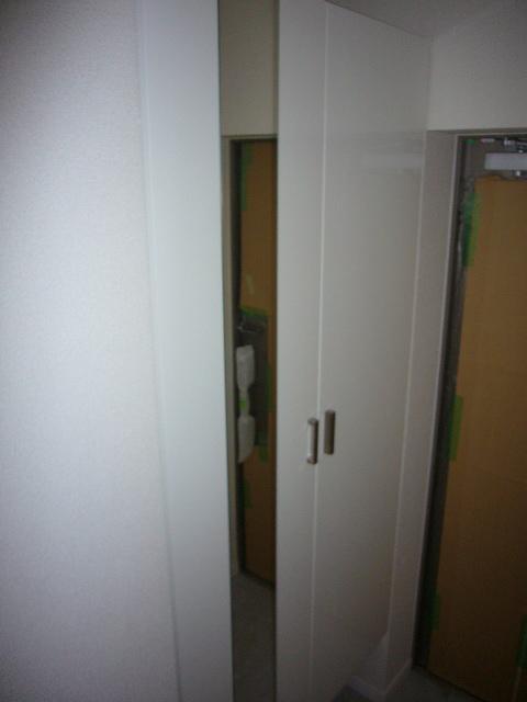 サントラップ / 101号室収納