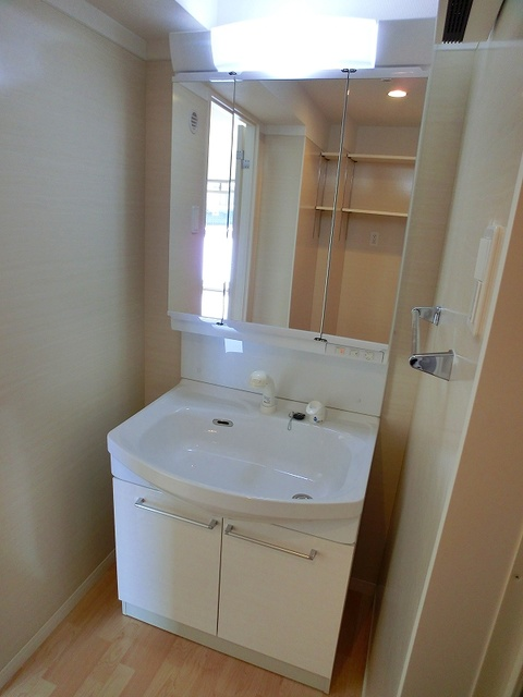 ココテラスK / 305号室洗面所