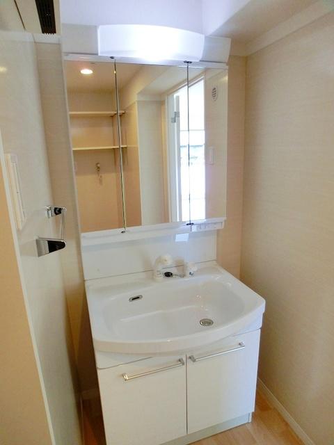 ココテラスK / 401号室洗面所