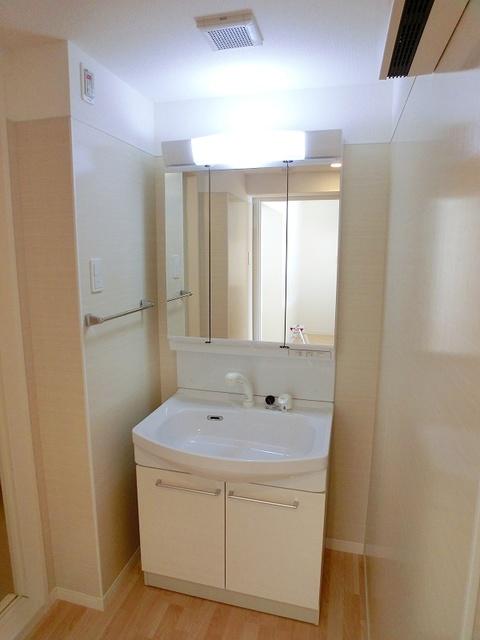 ココテラスK / 502号室洗面所